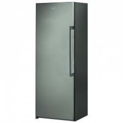 CONGELADOR VERTICAL ARISTON UH6-F1CX 175X60 INOX A+